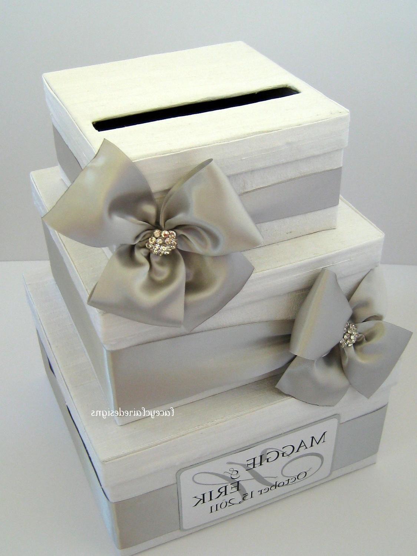 Wedding Bo For Cards In Reception Card Box Money Gift Holder Custom Made