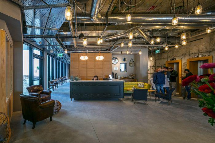 AYEKA Coworking Offices - Tel Aviv - Office Snapshots
