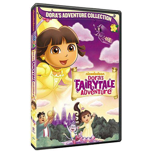 Dora The Explorer: Dora's Fairytale Adventure