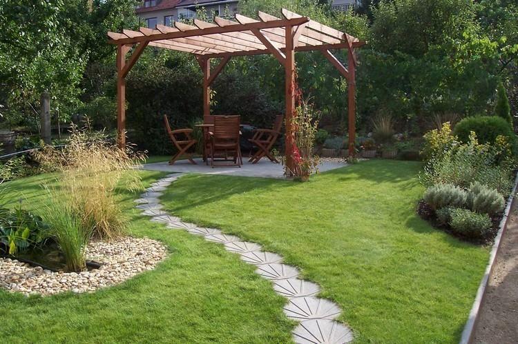 Allées de jardin originales en 48 idées inspirantes | Deco ...