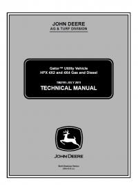 John Deere Gator Hpx 4x4 Wiring Diagram Somurichcom