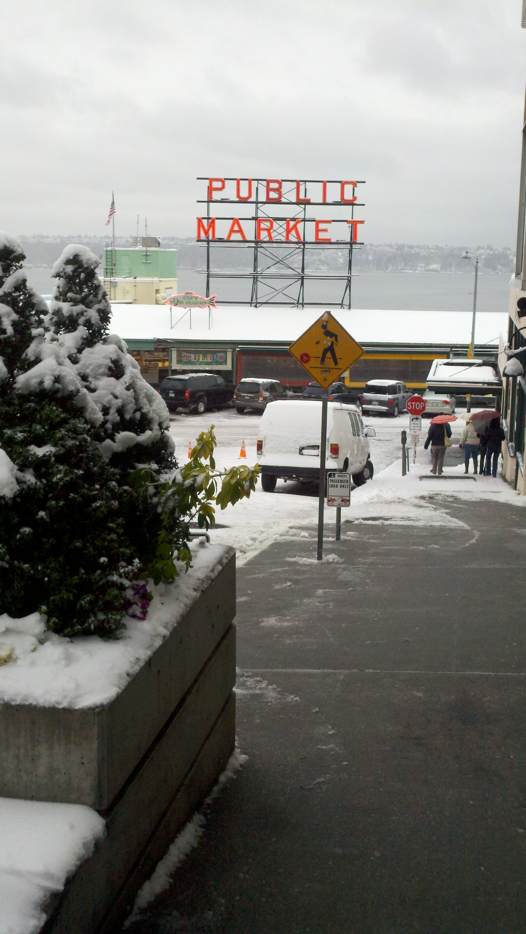 Pike Place Market Seattle WA Have been
