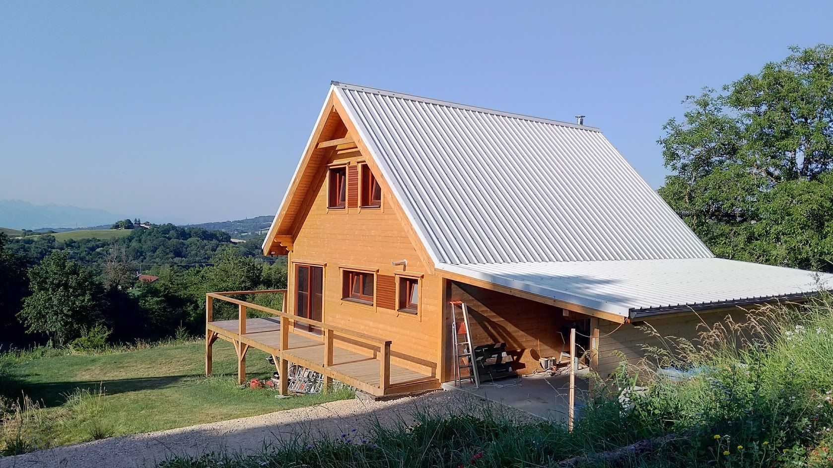 Maison En Bois Pour 100000 modèle de maison bois sanson (dans l'isère) | house styles
