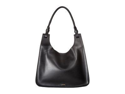6d33f12b23 Lodis Accessories - Blair Dara Hobo (Black Taupe) Hobo Handbags