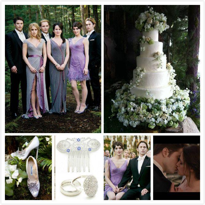 Bella And Edward Cullen Familywedding Cake Bellas Shoesjewelry