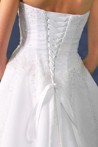 make any dress a corset back  wedding dresses lace