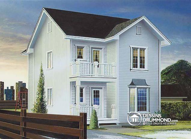 W4738 - Cottage très économique, 3 chambres, grande cuisine