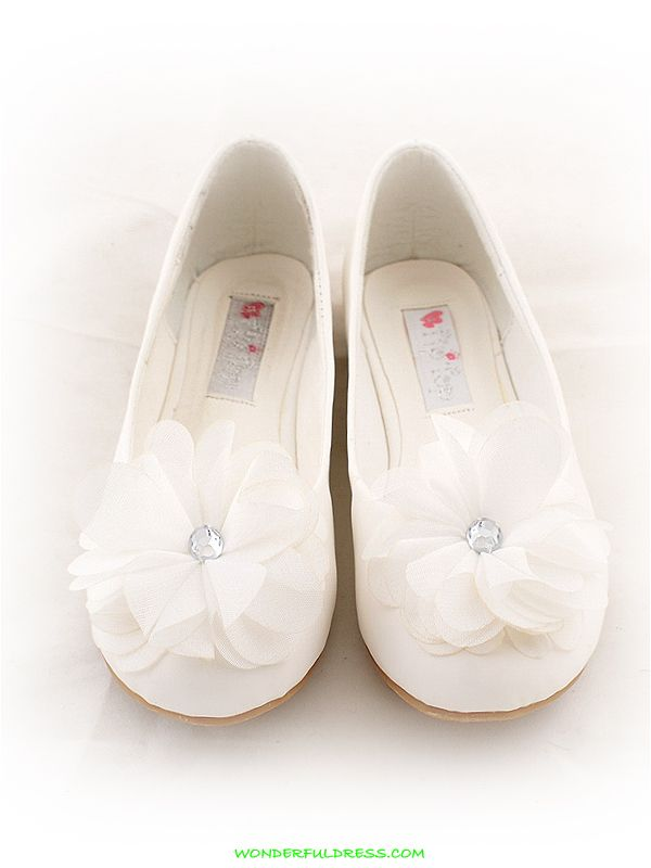 1000  images about Flower Girls on Pinterest  Girls shoes Ivory ...