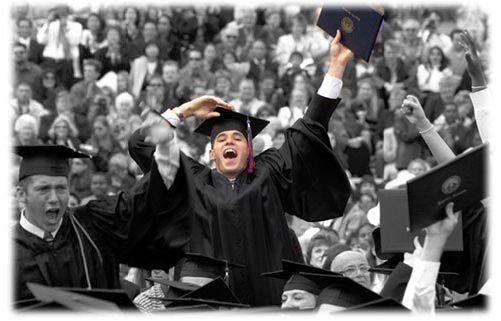 Graduarme con éxito!