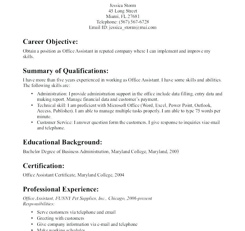 Resume Objective Templates Resume Objective Templates Resume Objective Examples Government Jobs For Job Resume Objective Job Resume Examples Job Cover Letter