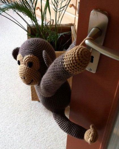 Free Monkey Crochet Pattern Crochet Pinterest Free Monkey