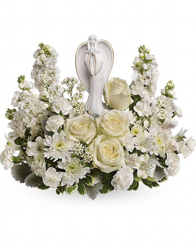 Guiding light bouquet funeral flowers flowers and flower flower izmirmasajfo Choice Image