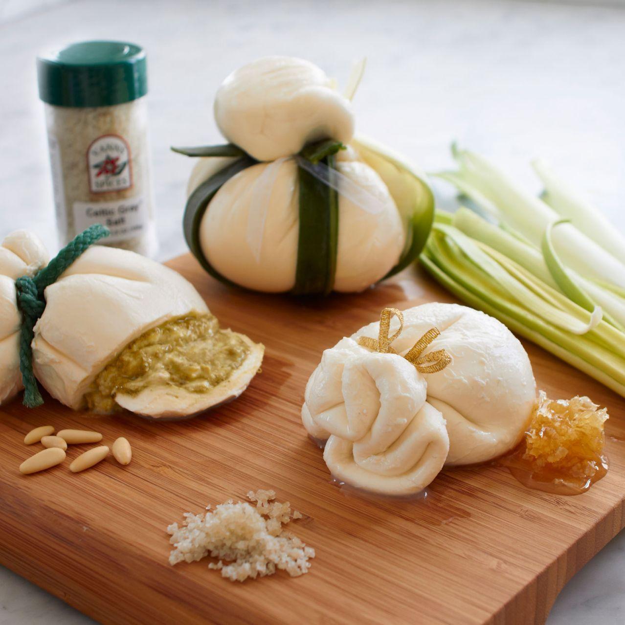Di Bruno Fresh Burrata Tasting Collection | Sur La Table
