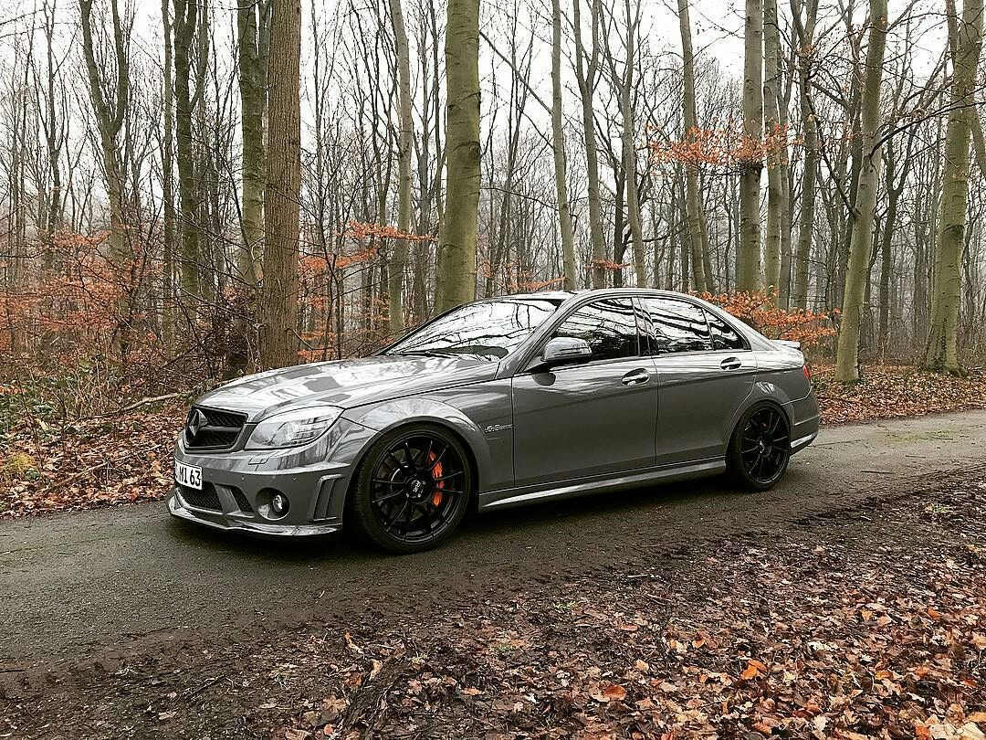 Mercedes C63 Amg W204 With Images Mercedes Benz C63