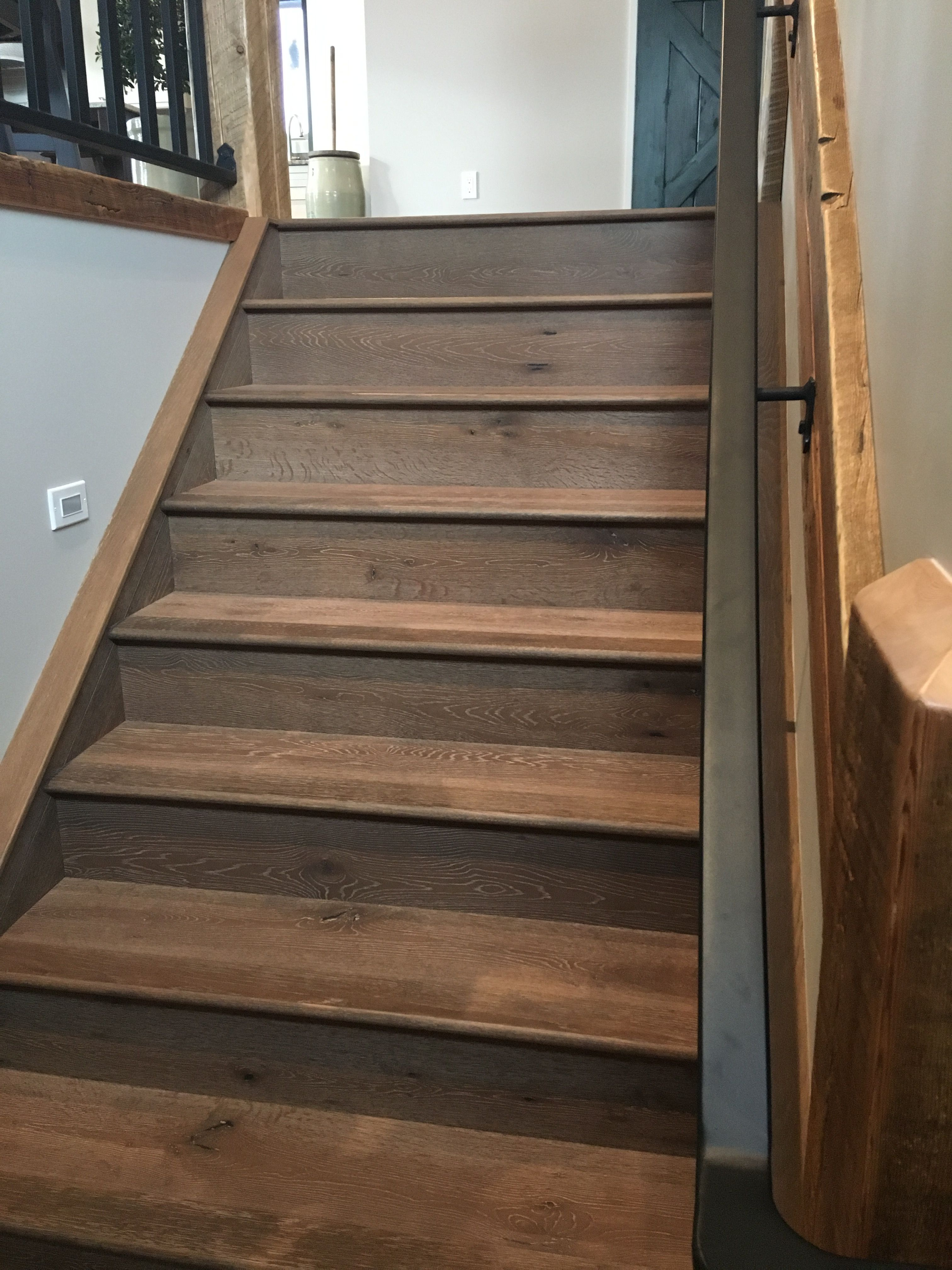 Best Cross Country Builders Engineered Hardwood Covered Stairs 400 x 300