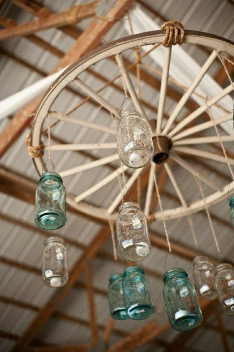 Kreative Ideen Kronleuchter Selber Machen Deko Garten Haus Und