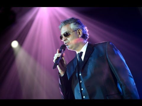 Andrea Bocelli - Pero Te Extrano - Live From Lake Las Vegas Resort, USA / 2006 - YouTube