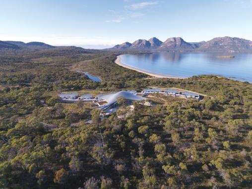 Saffire Freycinet Tasmania | Hotel World Asia