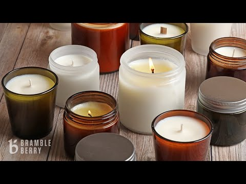 In This Article London Breaks Down How To Make Soy Wax Candles From Start To Finish Learn More About Choosing A Wick In 2020 Soy Wax Candles Candles Lotion Candles