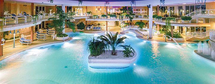 Aqua Bad Erlebnisbad - Aqua Freizeit Erlebnisbad der ...