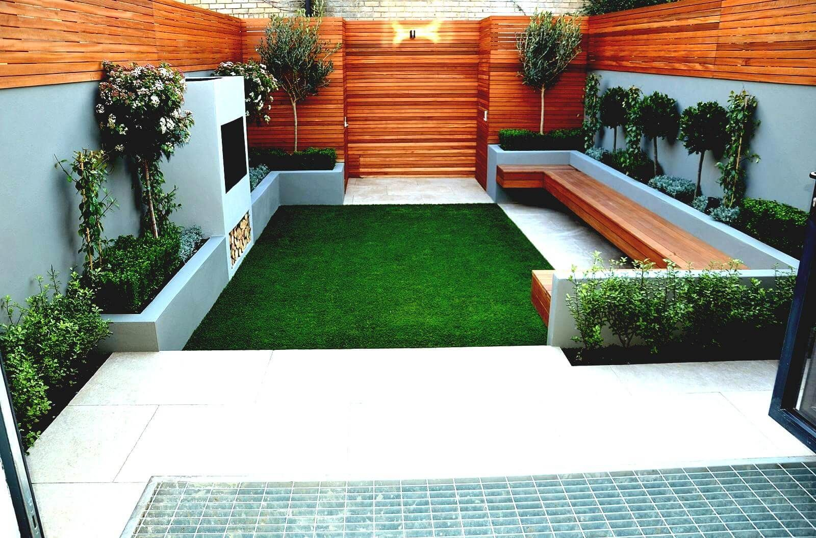 Low Maintenance Garden Ideas Uk Small Backyard Landscaping