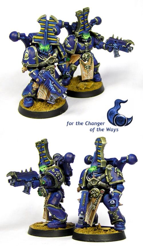 22 Thousand Sons Ideas Thousand Sons Sons Warhammer 40k Miniatures