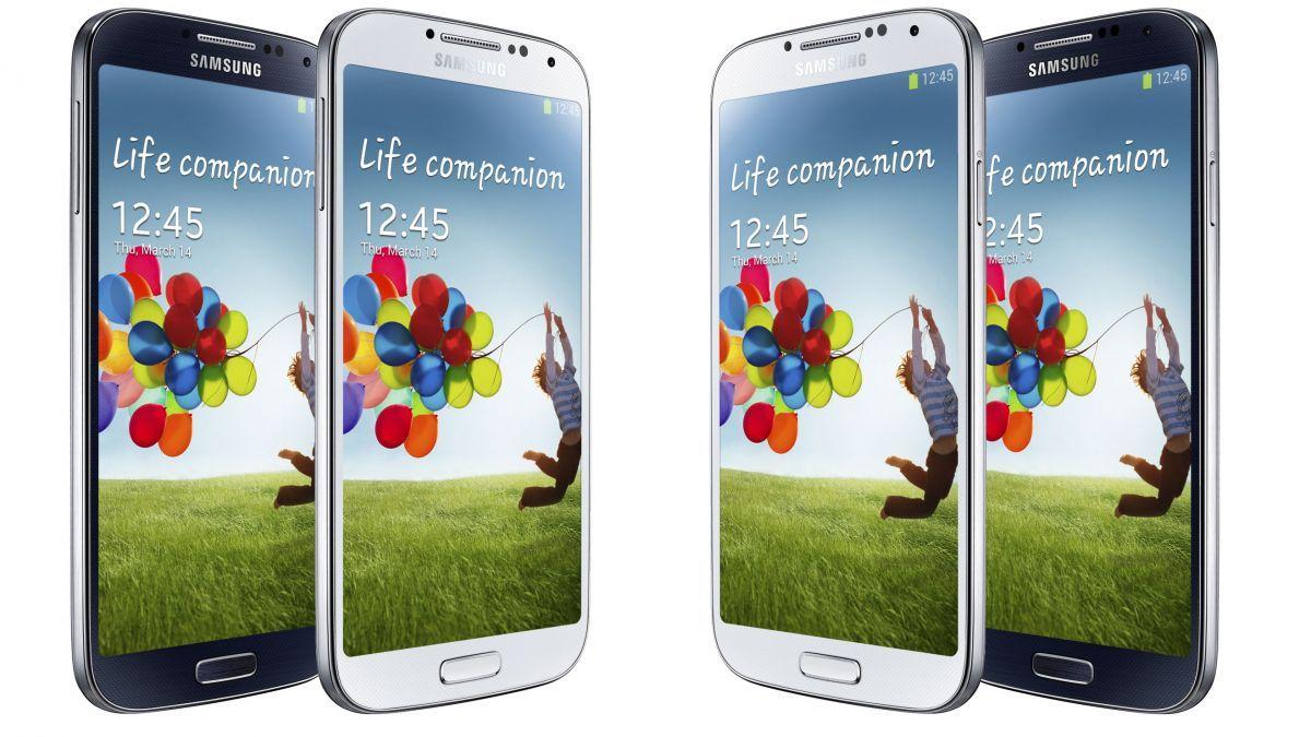 Samsung Galaxy S4 review Samsung galaxy s4, Samsung