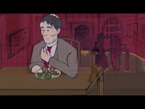 The Lovesong of J. Alfred Prufrock Animation - YouTube ...