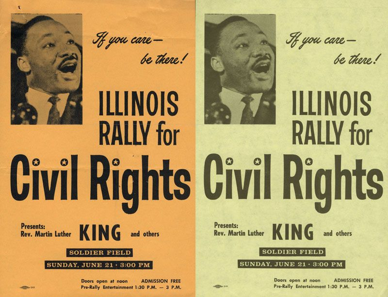 1950s: MLK Jr, civil rights movements and SCLC: Chicago Freedom ...