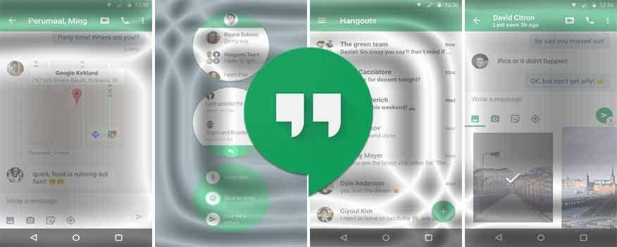 Hangouts APK 6.1.109448852 Free Communication App App