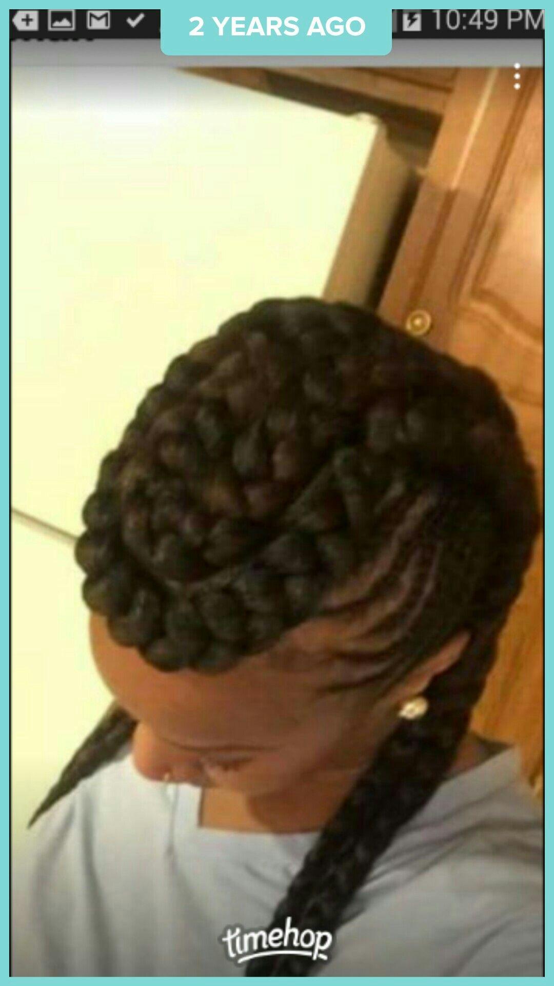 Circle braid circlebraid pinterest braids hair styles and hair