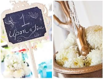 One Upon a Time...  If I could do a theme for the girls' first birthday, this would be it!!!