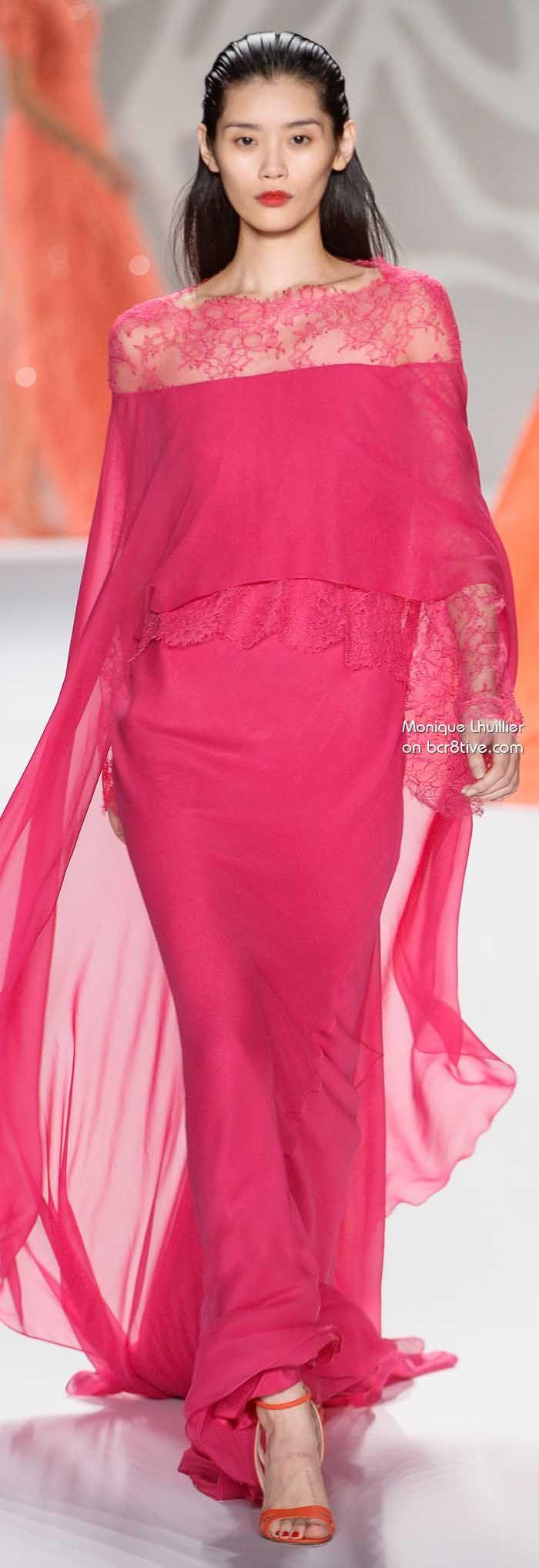 Monique Lhuillier Spring 2014 | Vestidos de alta costura, Couture y ...