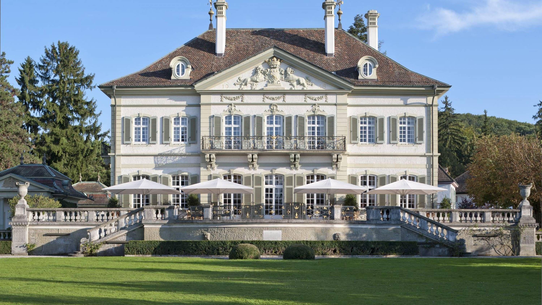 Location Villa Wenkehof Riehen Bs Mit Bildern