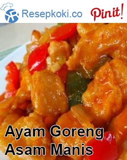 Resep Ayam Fillet Tepung : resep, fillet, tepung, Goreng, Tepung, Manis, Http://space-made.com/1826/resep-ayam-bakar-solo, Resep, Ayam,, Sehat,, Makanan