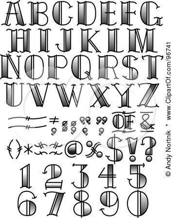Number Train Printable