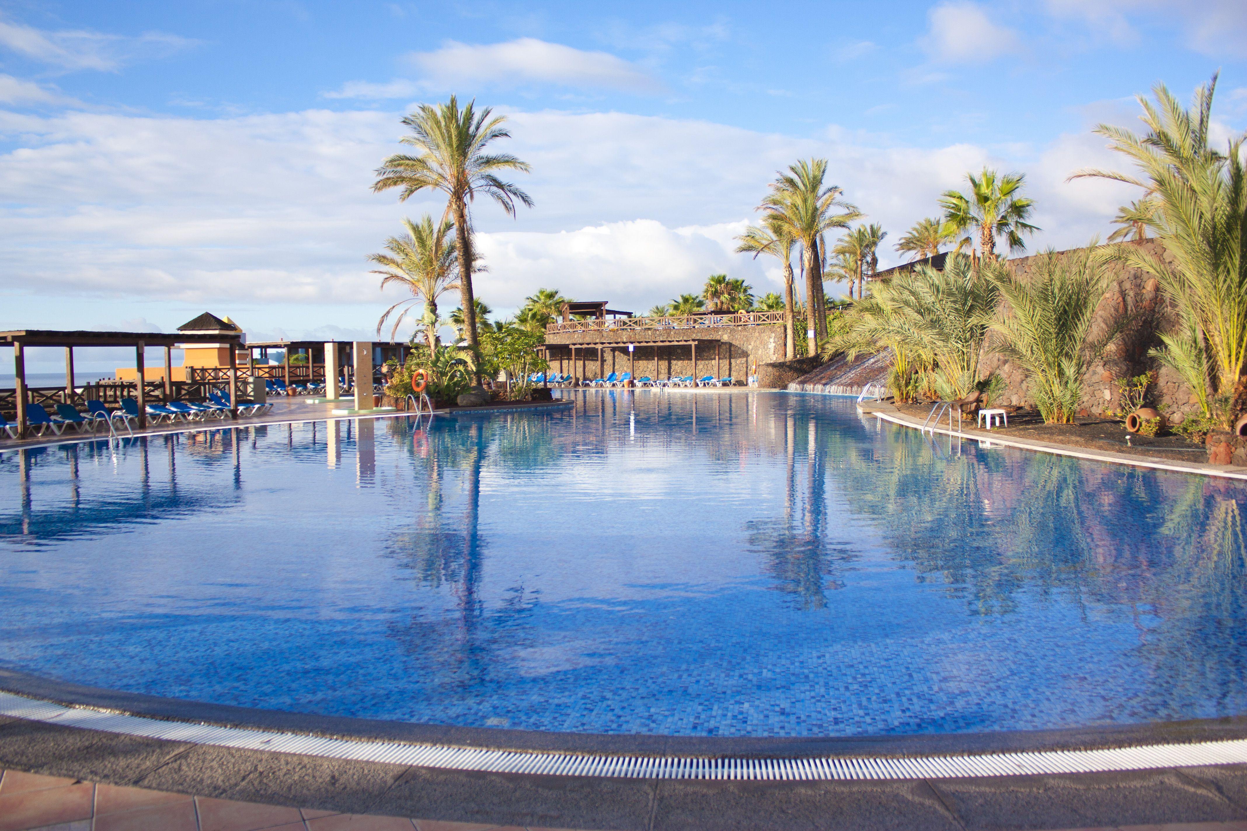 Pool in Fuerteventura