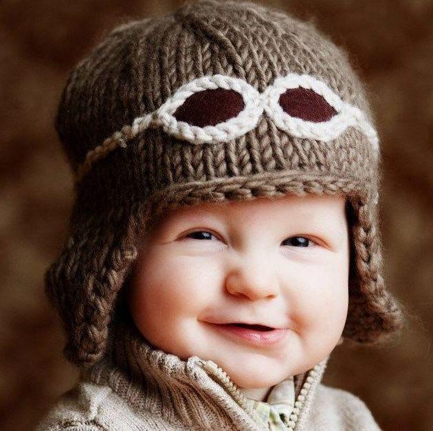 Örgü Şapka Modelleri Nasıl Yapılır-Çocuklar İçin Örgü Şapka Modelleri