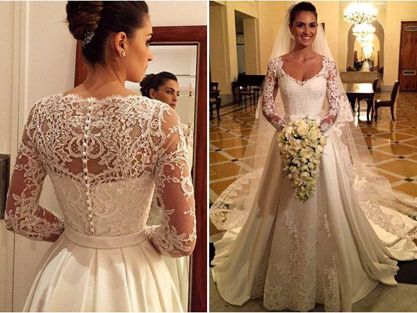 Cheap Wedding Dresses Chattanooga Tn: Nathalia Sang ♥ Luiz Francisco De Azevedo