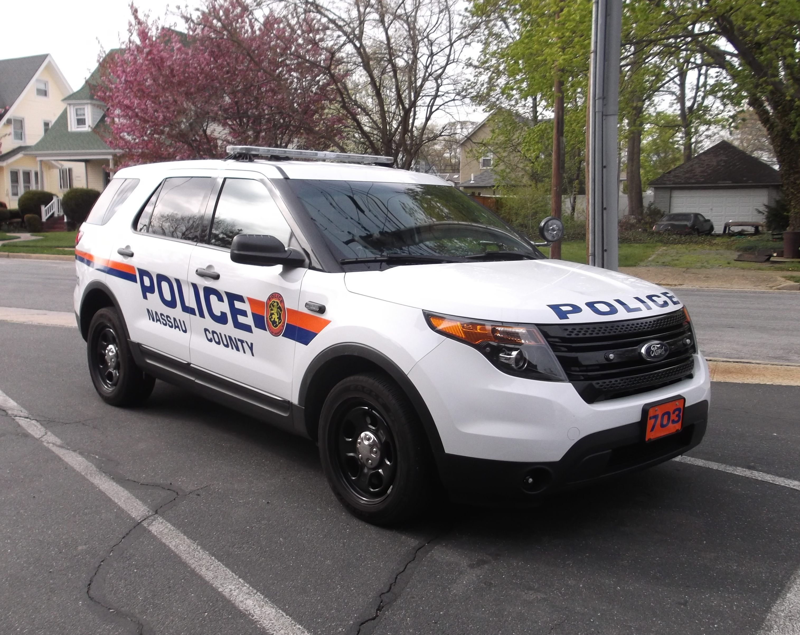 newyork nassau county police ford interceptor utility vehicle new york pinterest nassau. Black Bedroom Furniture Sets. Home Design Ideas