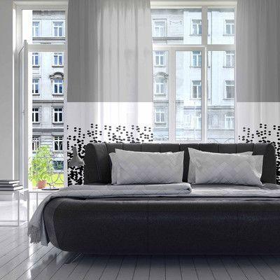 KESS InHouse Bodova Curtain Panel