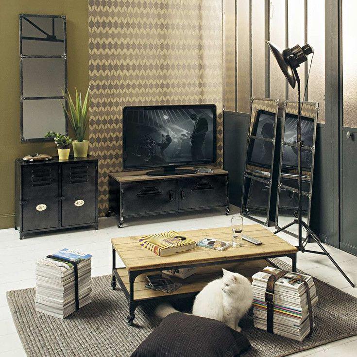 Maisons du monde mobili e oggetti per piccoli spazi home pinterest piccoli spazi spazi - Mobili per piccoli spazi ...