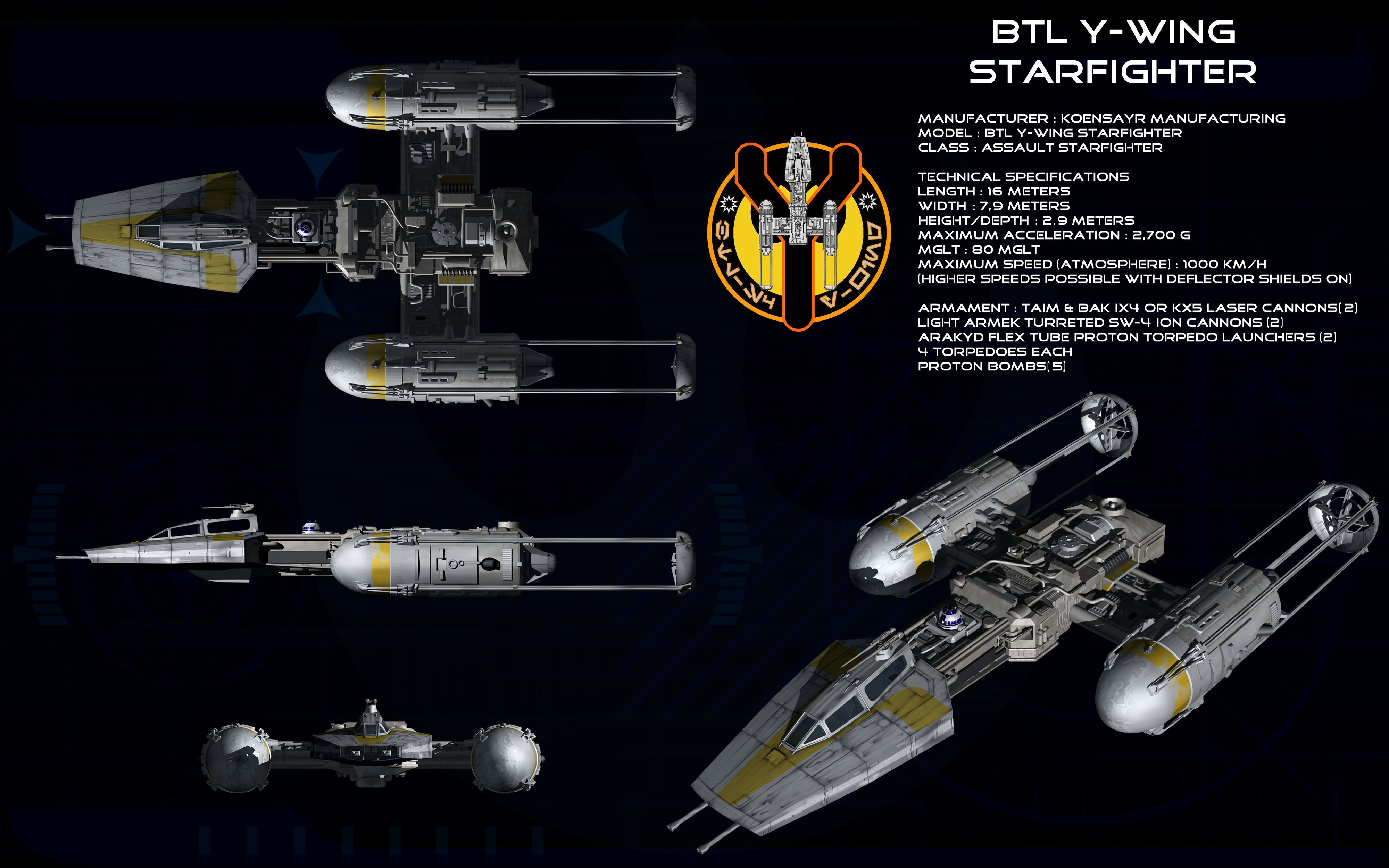 Y Wing Ortho Updated By Unusualsuspex On Deviantart Star Wars Vehicles Star Wars Ships Star Wars Universe