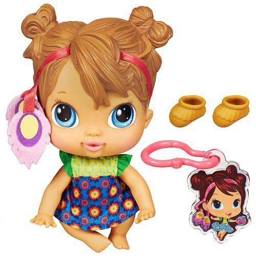 awesome Baby Alive Crib Life Fashion Play Doll Sarina Cutie