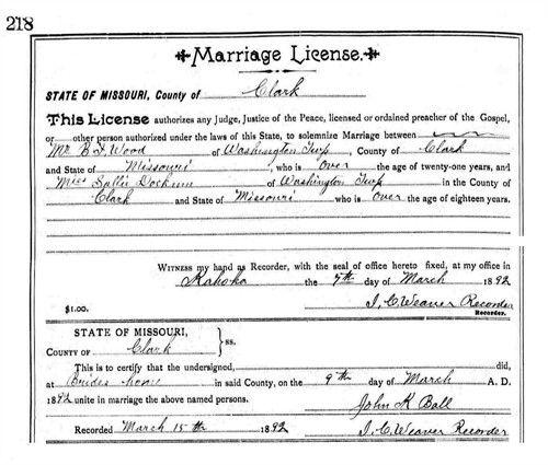 d43fc42d887d7bcb2791b522b04e9701 - How To Get Licensed To Marry Someone In Missouri