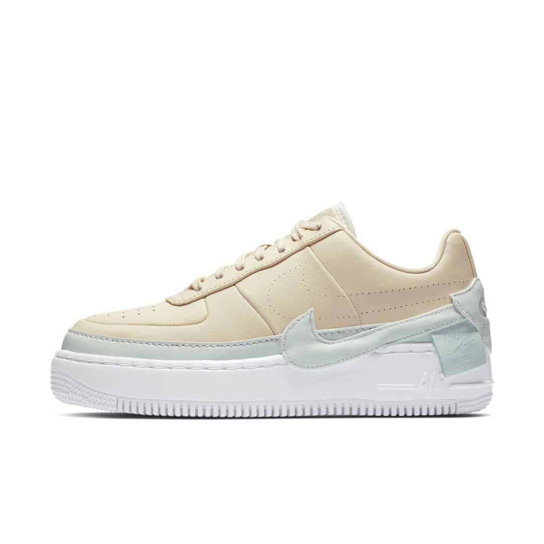 Nike Air Force 1 Jester XX Women s Shoe Size 9.5 (Light Cream) in ... d1ffbed926
