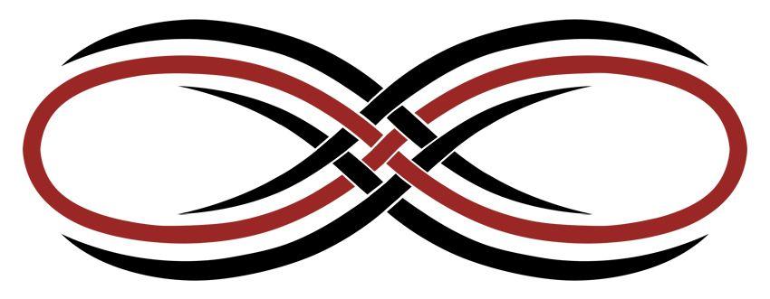 Infinity Art Tatuaje Infinito Hermosos Tatuajes Simbolos Para