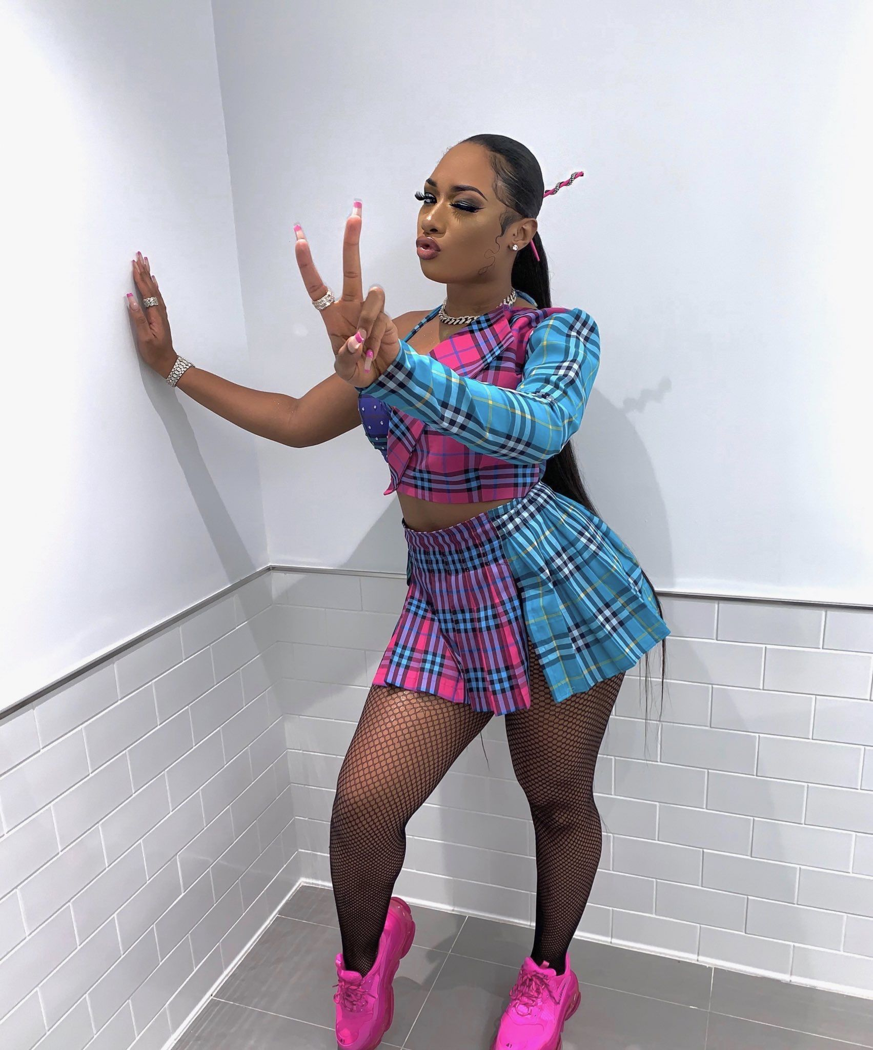 Megan Thee Stallion Cute Swag Outfits Black Girl Outfits Girl Outfits