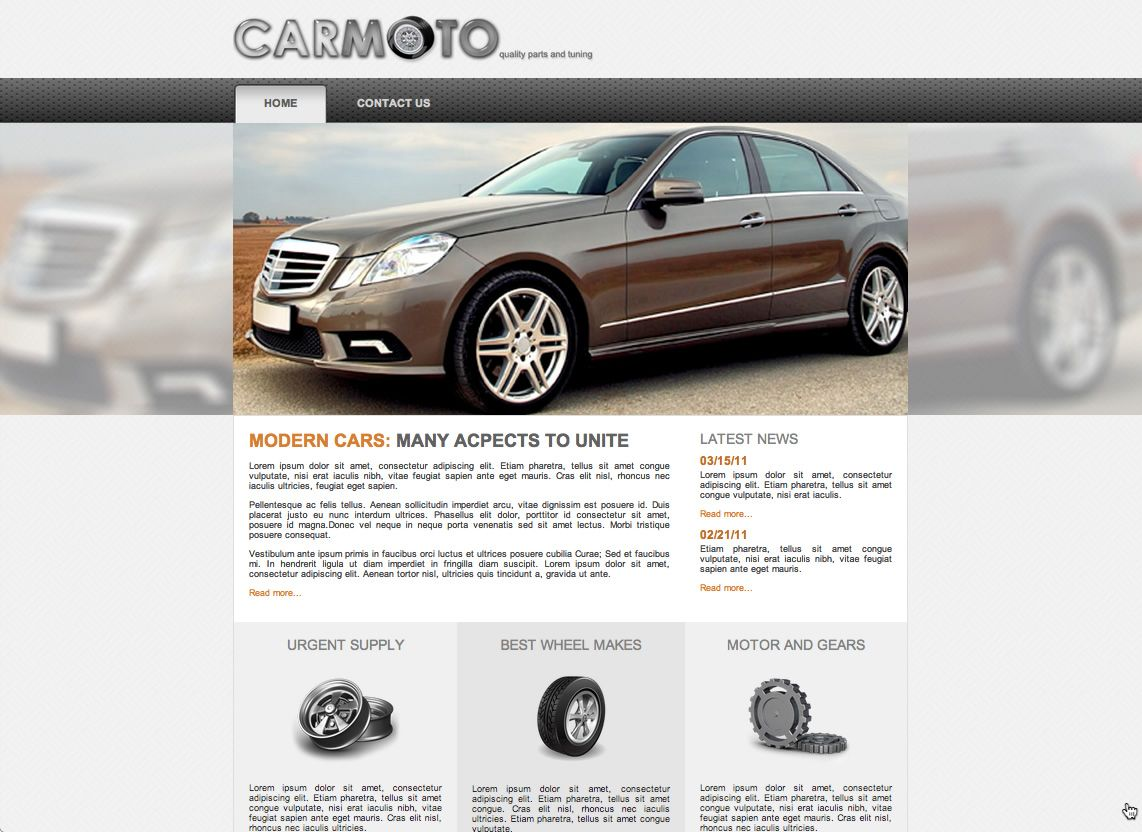 Carmoto Quality Parts and Tuning (With images) Motor