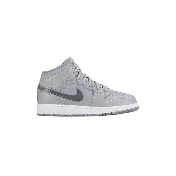 f2a1dba2570 Nike Air Jordan 1 Mid BG Shoes (High-top Trainers) ( 215) ❤ liked ...